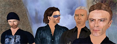 U2-SecondLife