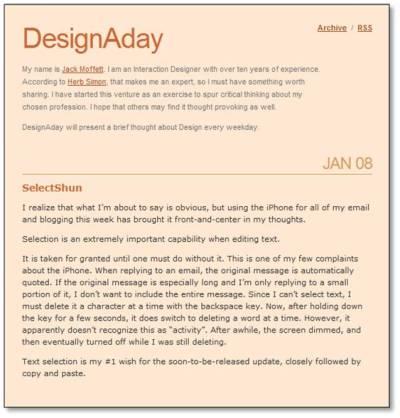 DesignAday