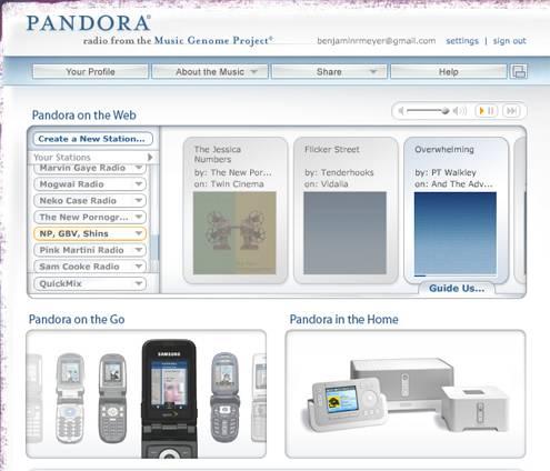 PandoraDesktop