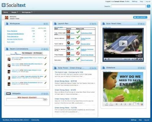 socialtext_dashboard