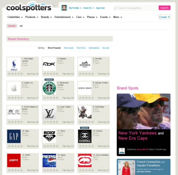 Coolspotters_directory