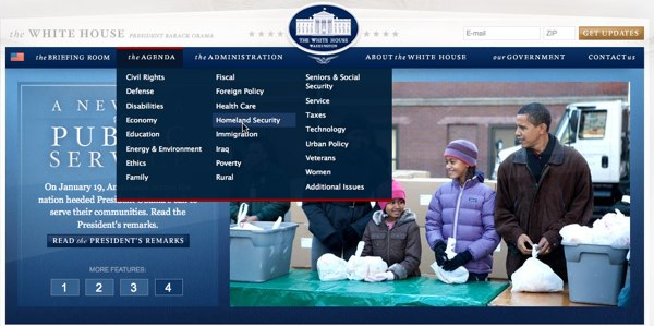 whitehouse_menu