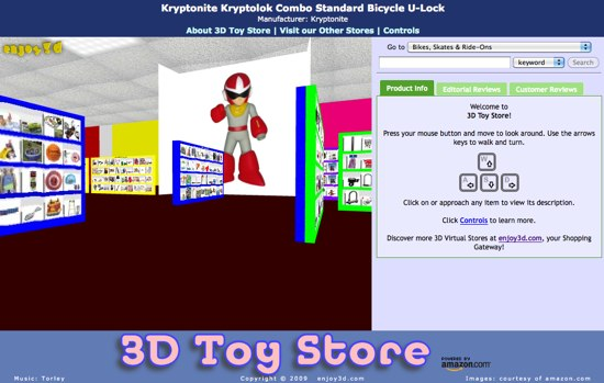 3DToyStore