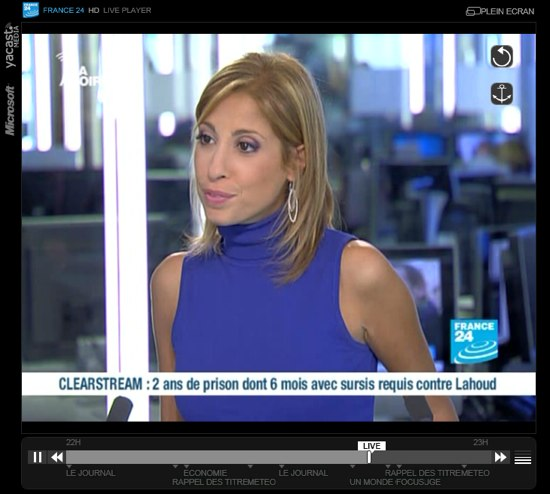 France24HDplayer