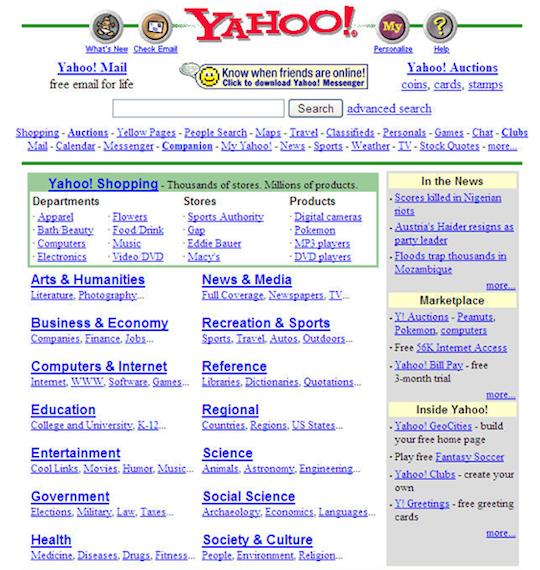 Yahoo-2000