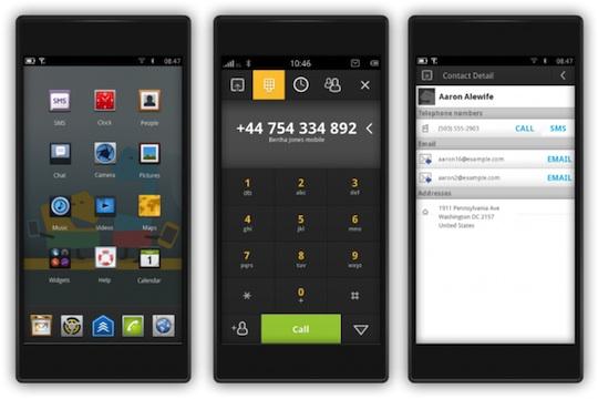 Meego-Screenshots