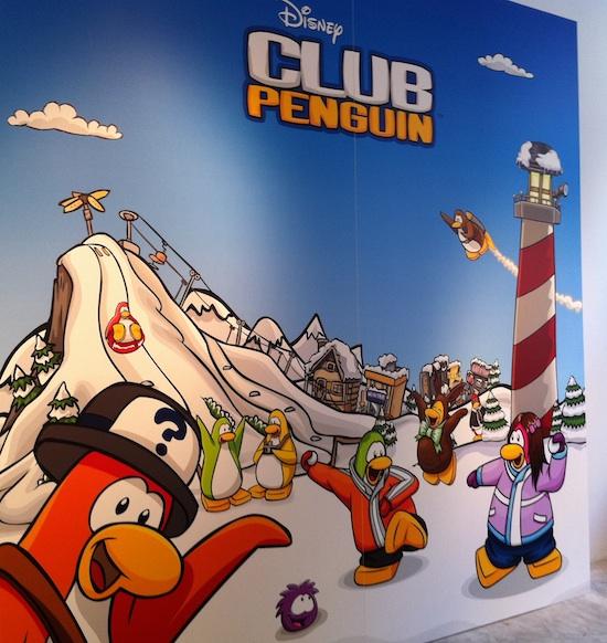 Affiche-ClubPenguin
