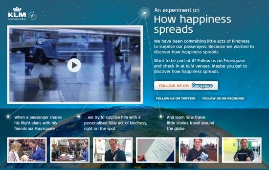 KLM-Surprise