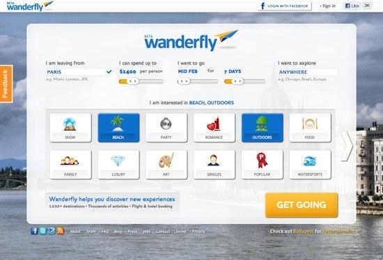 Wanderfly_home