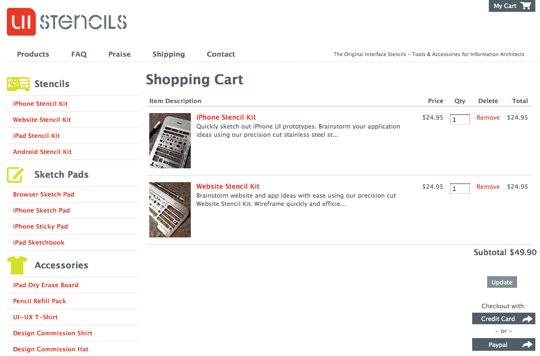 UIStencils_Cart