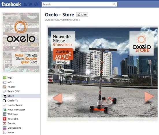 Oxelo_Facebook