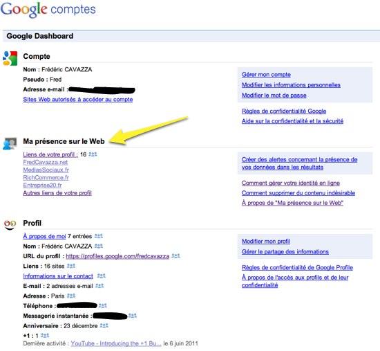 Google_Dashboard