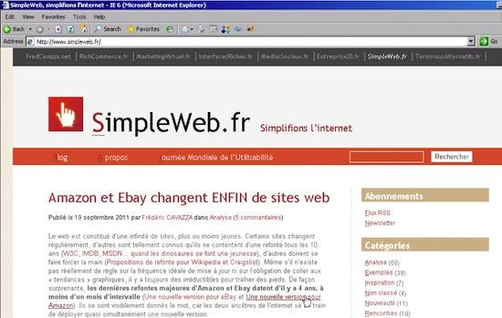 simpleweb-ie6