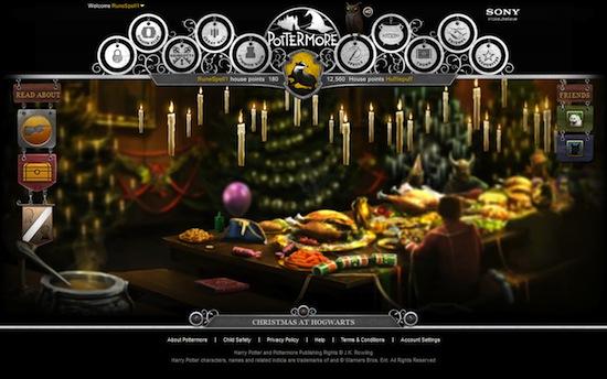 Pottermore_Christmas