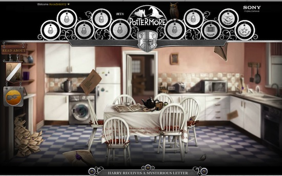 Pottermore_Kitchen