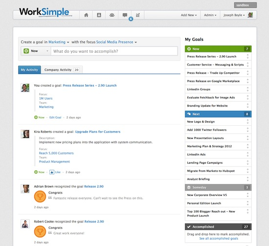WorkSimple