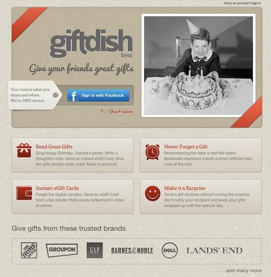 GiftDish