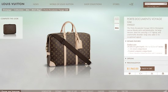 LV-product