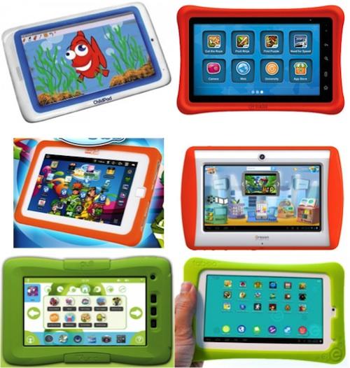 Child-tablets