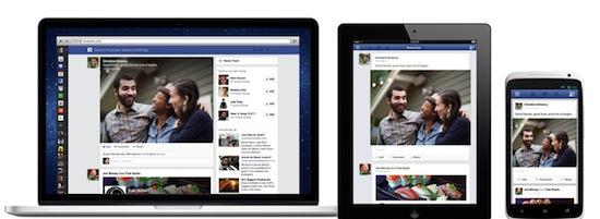 Facebook-devices