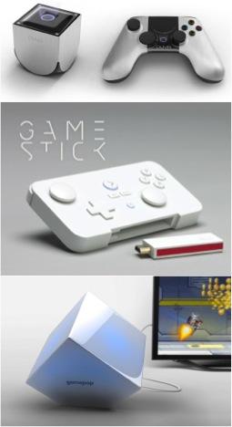 Micro-consoles