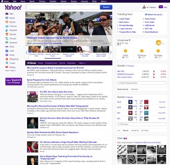 Yahoo-Home