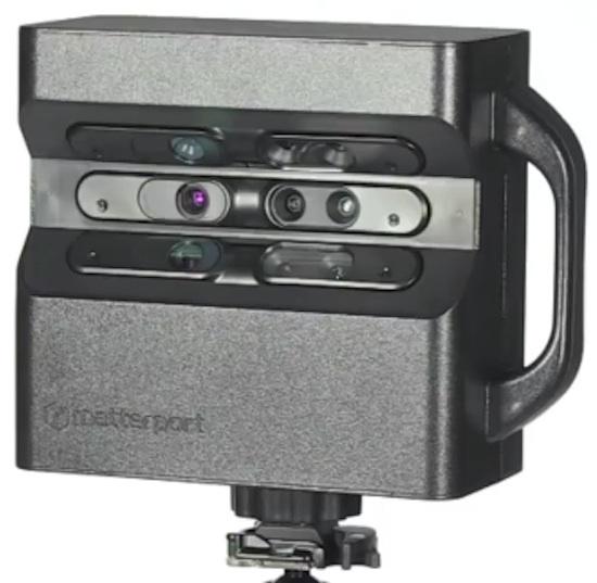 matterport-3d-camera