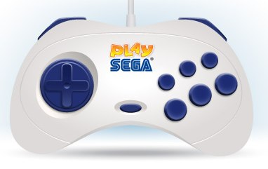 PlaySEGA-Joypad