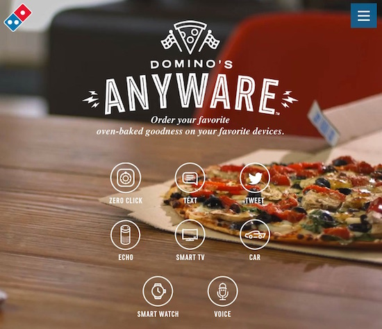 Dominos-AnyWare
