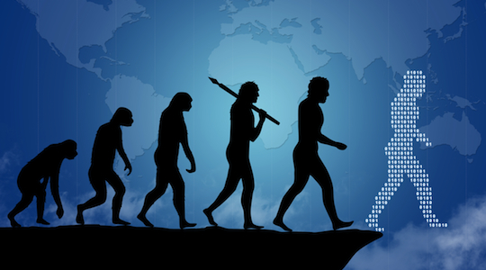 evolution-man
