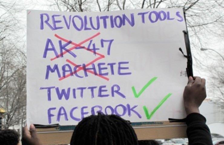 Les médias sociaux victimes de la transformation digitale de la géopolitique
